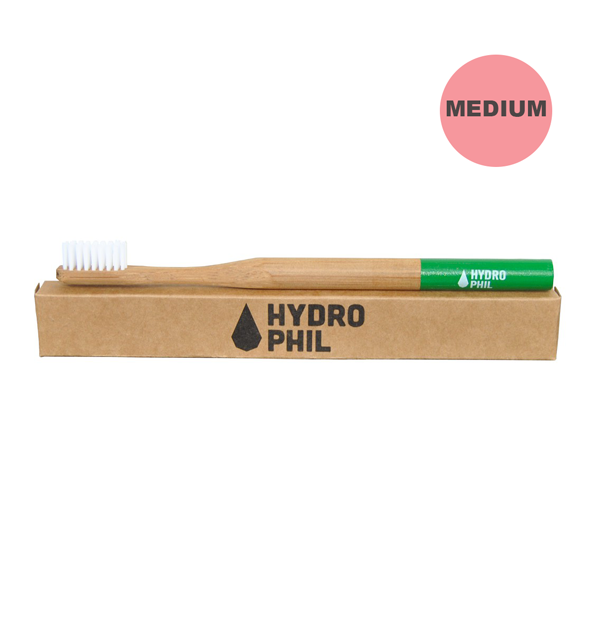 Toothbrush - green - Medium