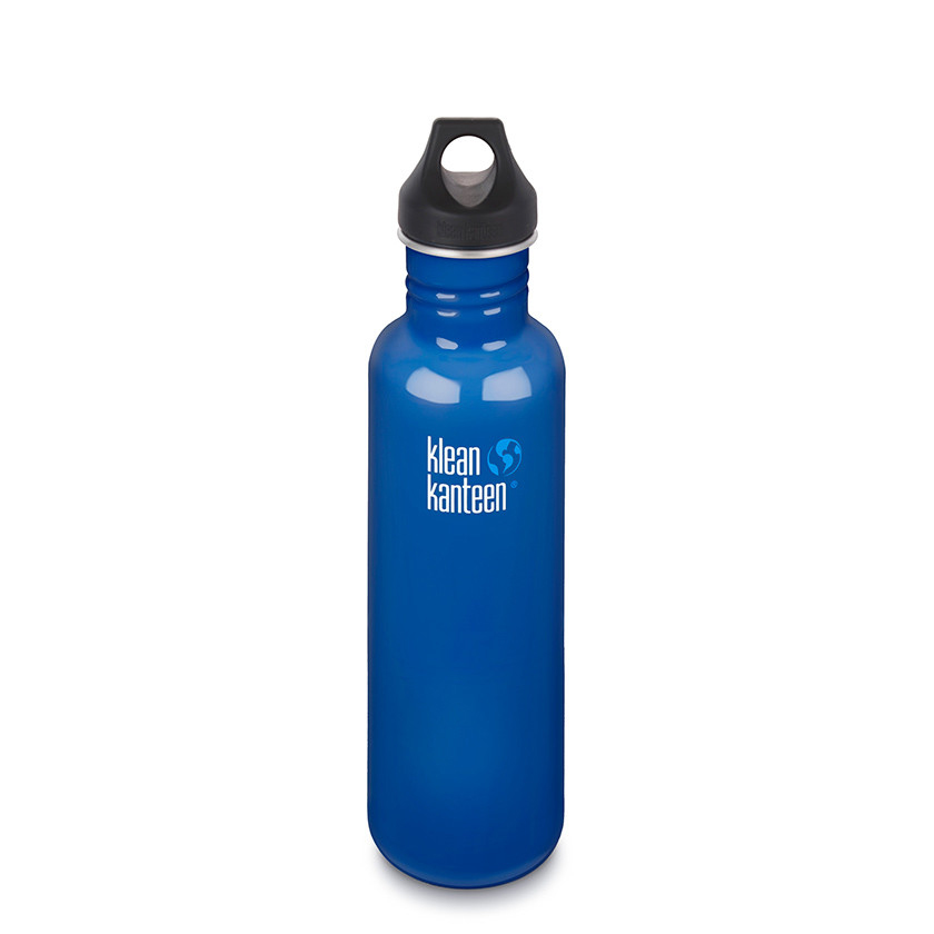 KleanKanteen Classic 800 ml - blue planet