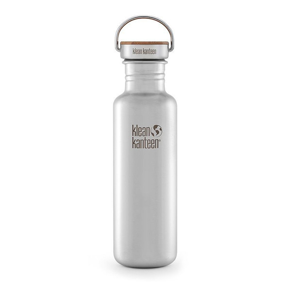 KleanKanteen Reflect 800 ml - brushed stainless