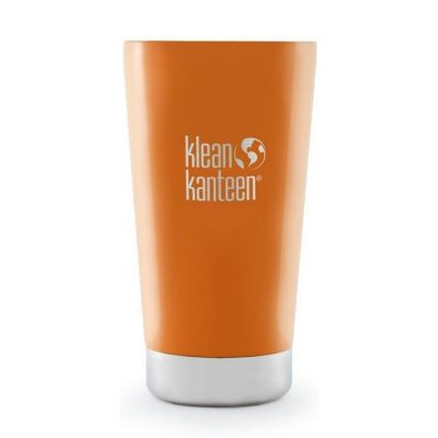 Klean Kanteen Insulated Tumbler, orange 473 ml / 16oz