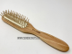 Hair brush wood/wood Picture No 2