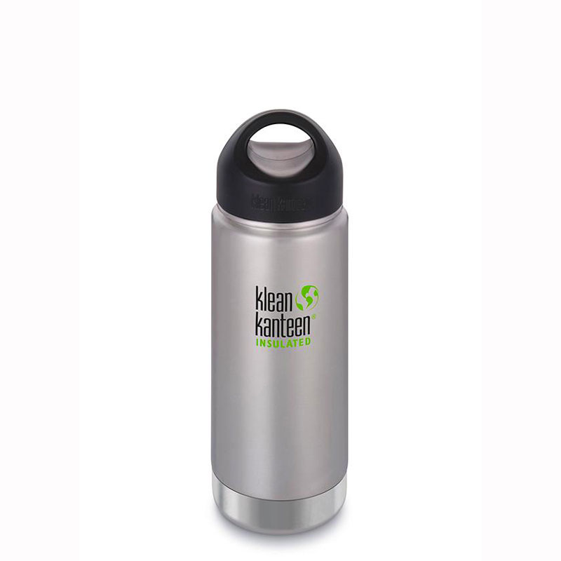 KleanKanteen Wide Vacuum 473 ml brushed